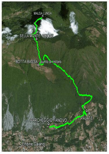 mappa_camminata