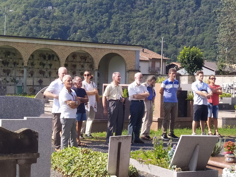 10 Agosto 2019 - Ricordo di Giuseppe Brighenti Brach