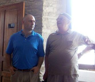 Pasquale Lampugnani e Andrea Brighenti