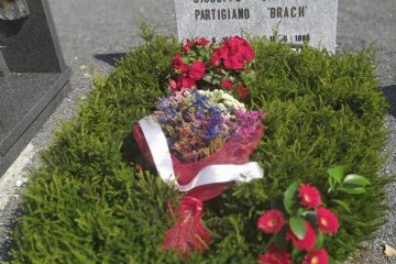 10 agosto 2019 ricordo di Giuseppe Brighenti Brach