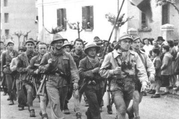 Sfilata Primo Maggio 1945