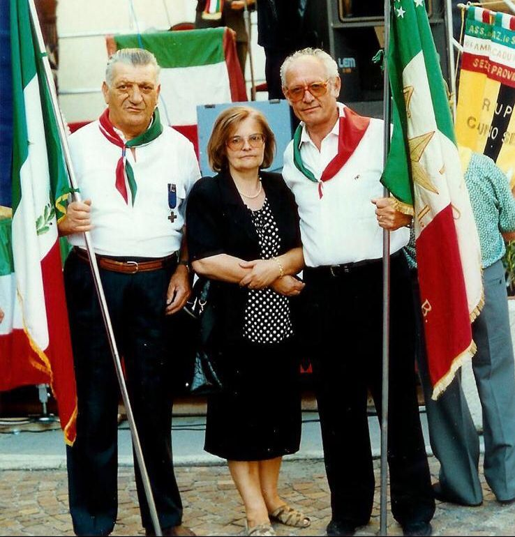 A Fonteno, 27 agosto 1994