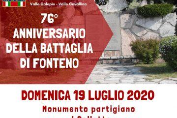 76° ANNIVERSARIO BATTIGLIA DI FONTENO
